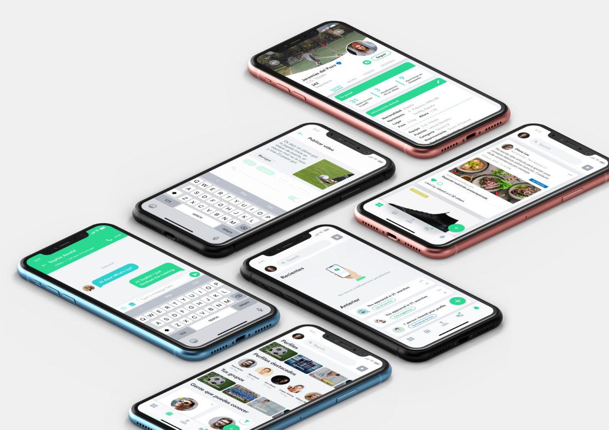 desarrollo app en Lean